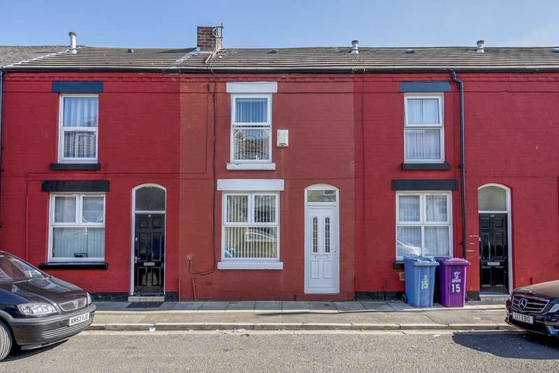 2 Bedrooms Terraced House for sale in Weightman Grove, Liverpool, Merseyside, L9