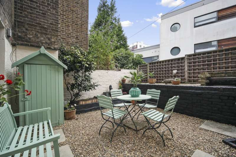 2 Bedrooms Flat for sale in Lyme Street, London, London, NW1