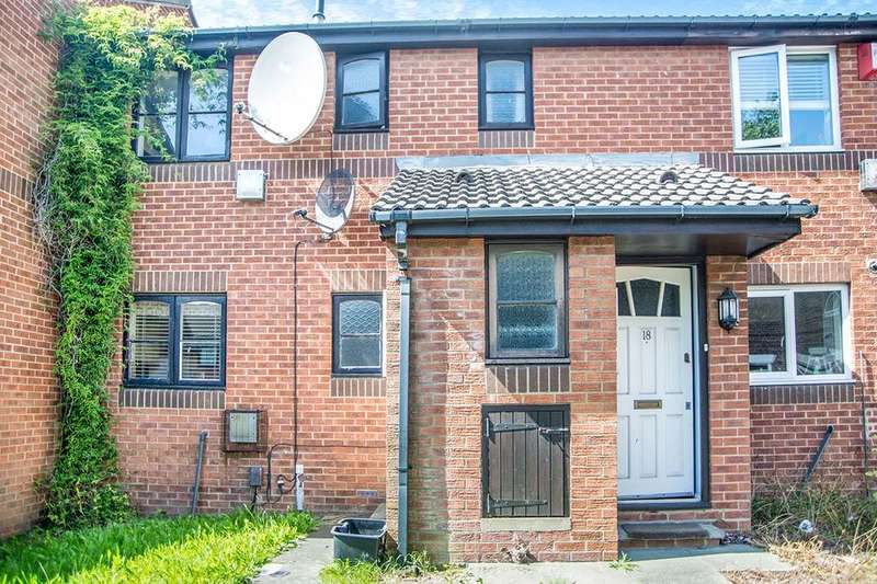 1 Bedroom Flat for sale in Wallace Street, Newcastle Upon Tyne, NE2