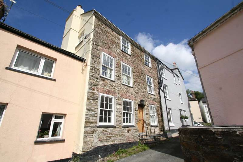 3 Bedrooms Terraced House for sale in 1 Moon Lane, Modbury, Ivybridge