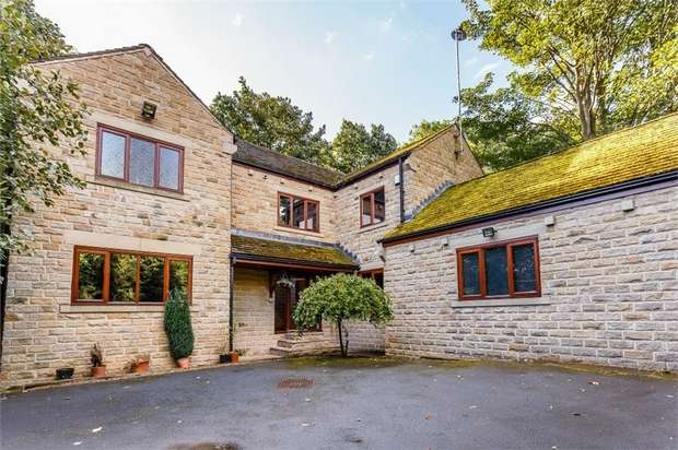 5 Bedrooms Detached House for sale in George Lane, Notton, Wakefield, West Yorkshire