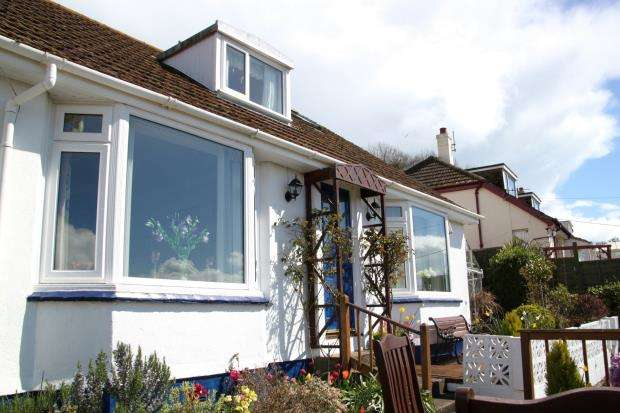 3 Bedrooms Detached Bungalow for sale in Deer Park Close, Teignmouth, Devon