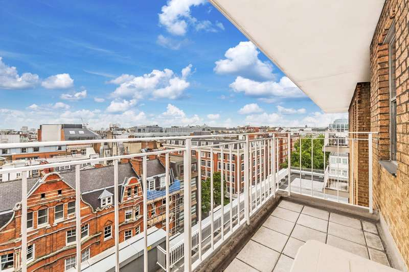 1 Bedroom Flat for sale in New Cavendish Street, Fitzrovia, London, W1W