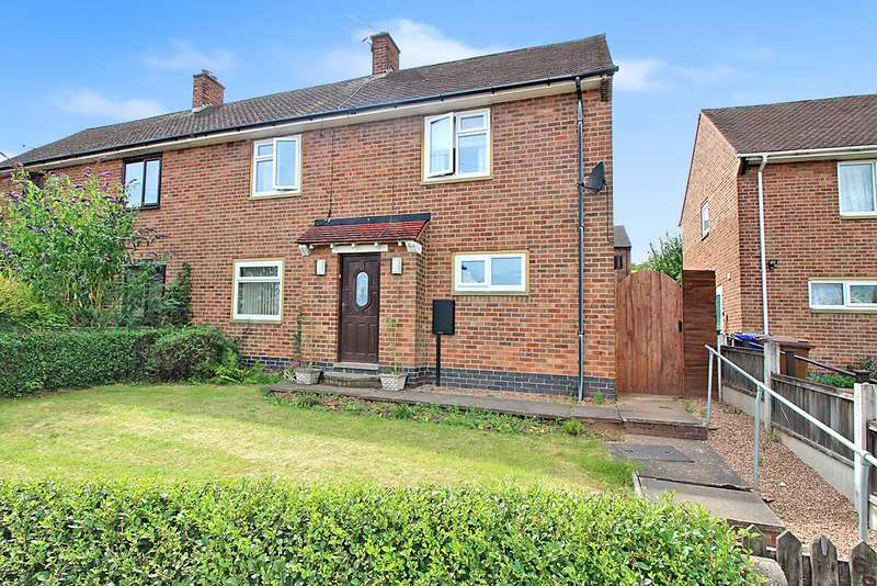 3 Bedrooms House for sale in Wood Avenue, Sandiacre