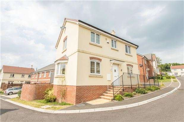3 Bedrooms Detached House for sale in Medlar Close, Almondsbury, Bristol, BS10 7NF