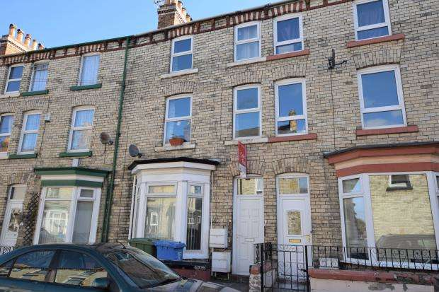 1 Bedroom Apartment Flat for sale in Commercial Street, Scarborough, North Yorkshire YO12 5ER