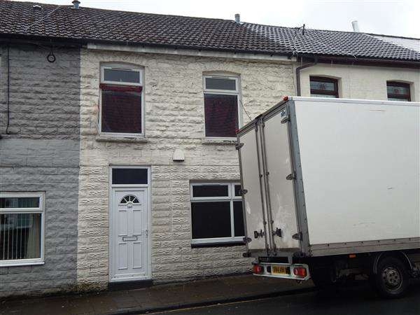 4 Bedrooms Terraced House for sale in Gelli Road, Pentre