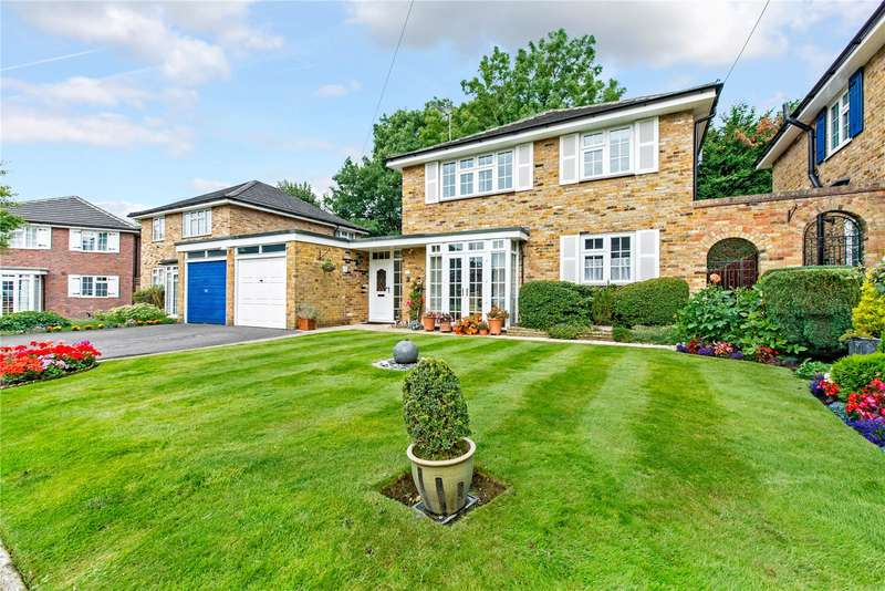 4 Bedrooms Detached House for sale in High Elms Close, Northwood, Middlesex, HA6
