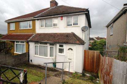 3 Bedrooms Semi Detached House for sale in Novers Park Road, Bristol, Somerset