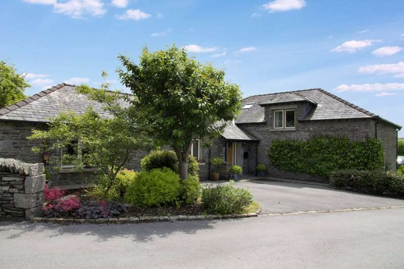 4 Bedrooms Unique Property for sale in 10 Kiln Croft, Skelsmergh, Kendal, Cumbria LA9 6NE