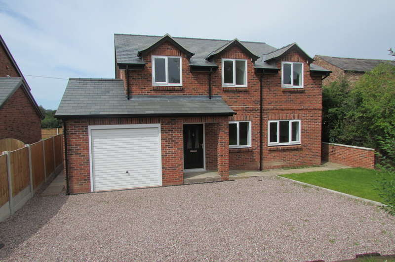 4 Bedrooms Detached House for sale in Post Office Lane, Norley