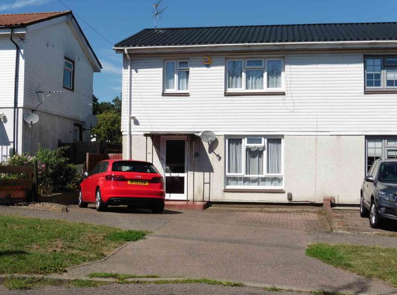 3 Bedrooms Semi Detached House for sale in Piltdown Road, South Oxhey