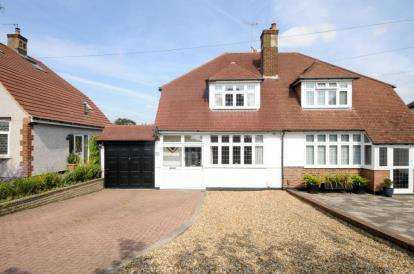 3 Bedrooms Semi Detached House for sale in Corkscrew Hill, West Wickham