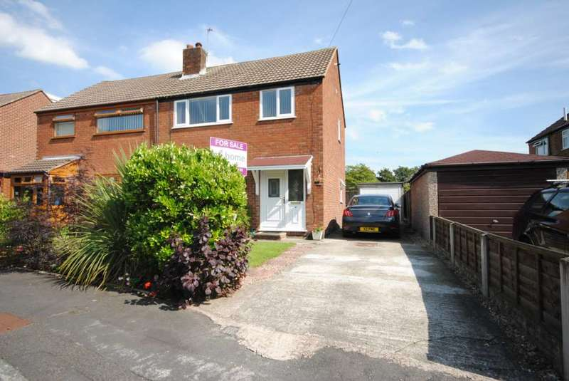 3 Bedrooms Semi Detached House for sale in Hornby Court, Kirkham
