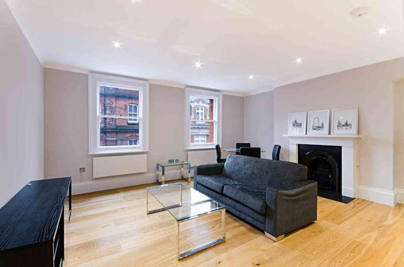 2 Bedrooms Flat for sale in Rupert Street, Soho