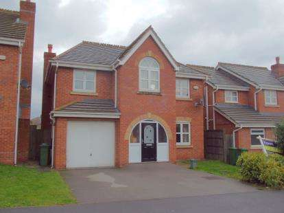 4 Bedrooms Detached House for sale in Shipman Road, Leicester, Leicestershire