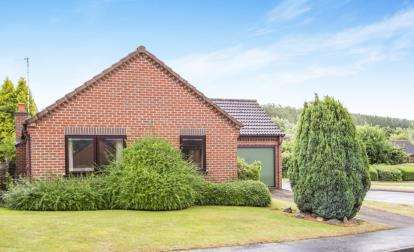 3 Bedrooms Bungalow for sale in Mortimer Way, Loughborough, Leicestershire