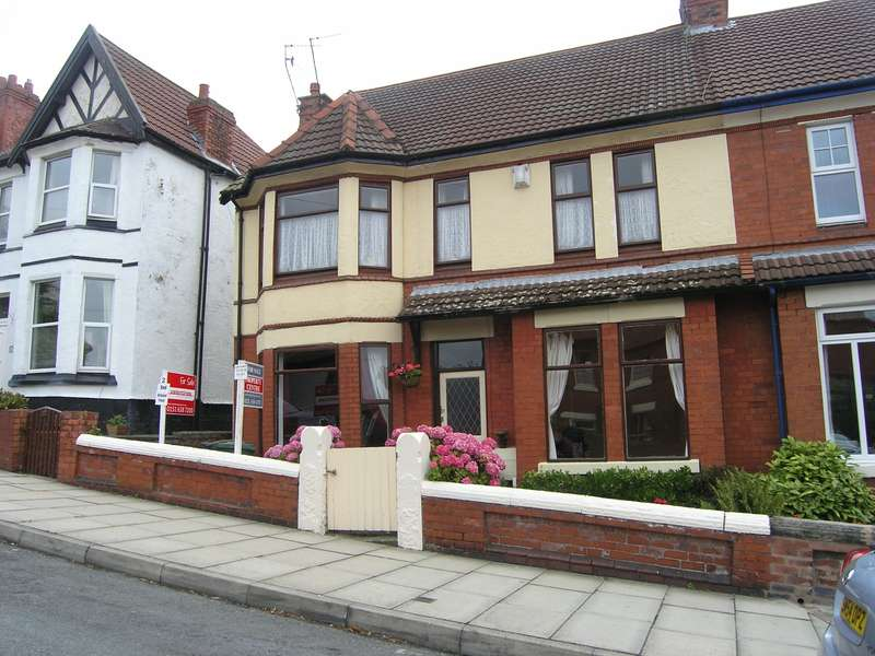 2 Bedrooms Flat for sale in Wallacre Road, Wallasey