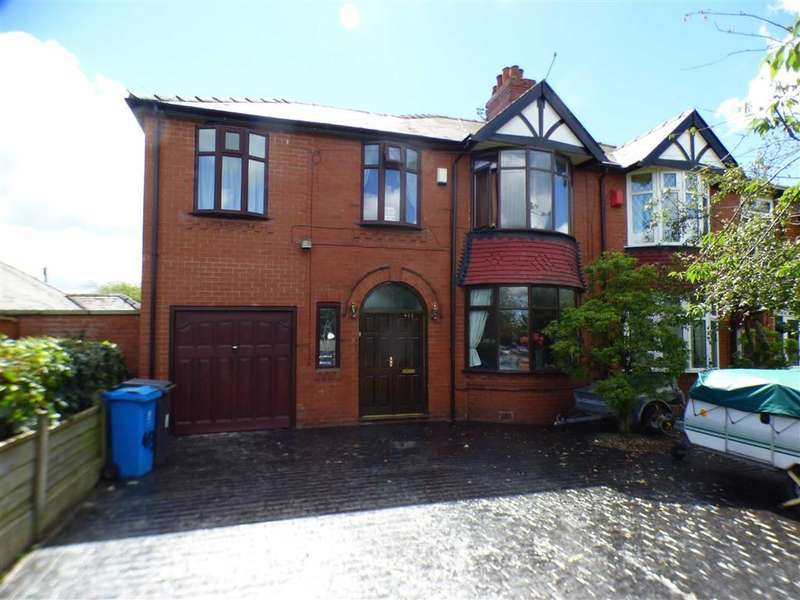 4 Bedrooms Property for sale in Burnley Lane, Chadderton, Oldham