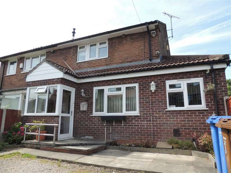 2 Bedrooms Property for sale in Goyt Valley Road, Bredbury, Stockport