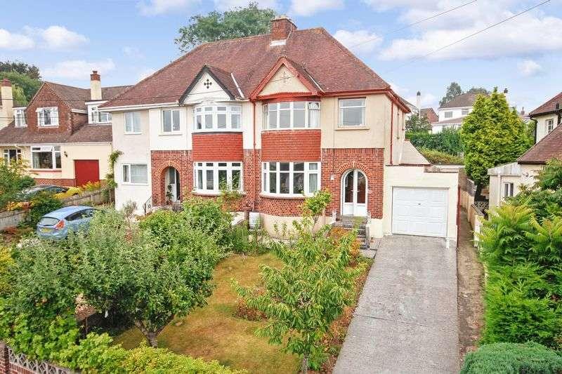 3 Bedrooms Semi Detached House for sale in Longford Park, Kingsteignton