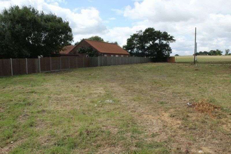 5 Bedrooms Land Commercial for sale in Well Street, North Walsham