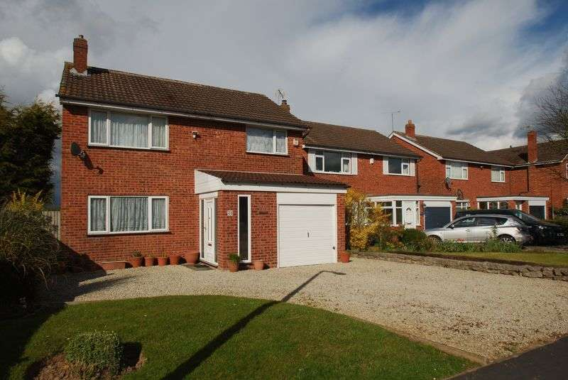 4 Bedrooms Detached House for sale in Yew Tree Grove, Highley