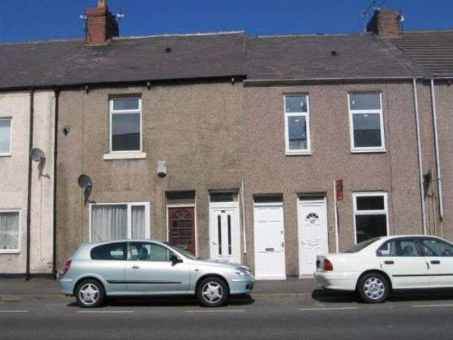 1 Bedroom Flat for sale in Astley Road, Seaton Delaval