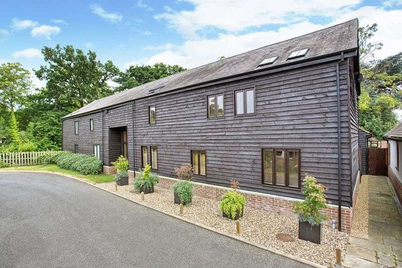 4 Bedrooms Semi Detached House for sale in Westmill, Nr Buntingford, Herts