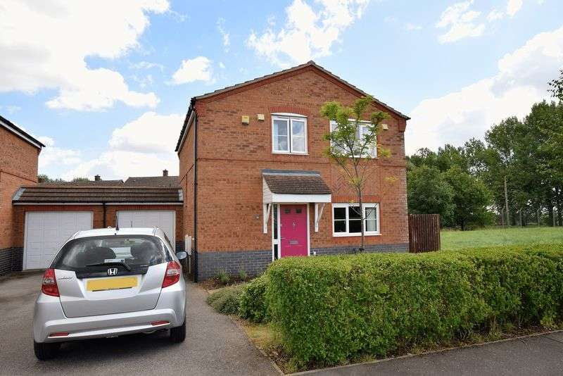 4 Bedrooms Detached House for sale in Harrier Close, Cottesmore, Rutland