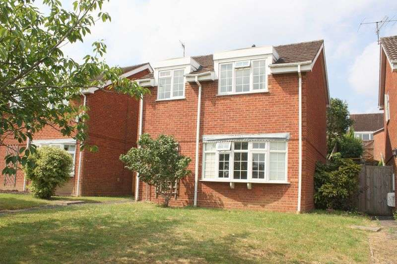 3 Bedrooms Detached House for sale in Station Road, Pershore