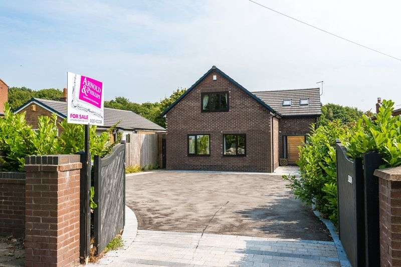 5 Bedrooms Detached House for sale in Wigan Road, Shevington