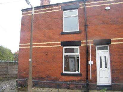 2 Bedrooms Terraced House for sale in Reuben Street, Heaton Norris, Stockport, Cheshire