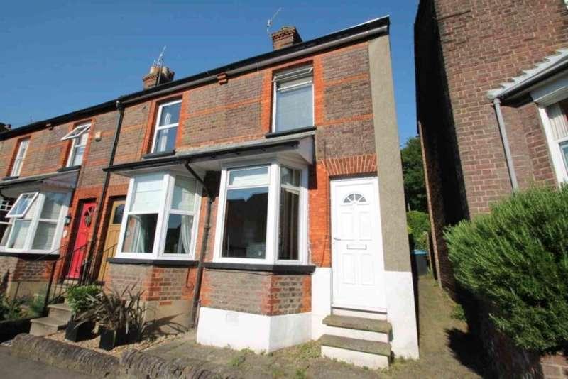 3 Bedrooms End Of Terrace House for sale in Old Town, Hemel Hempstead