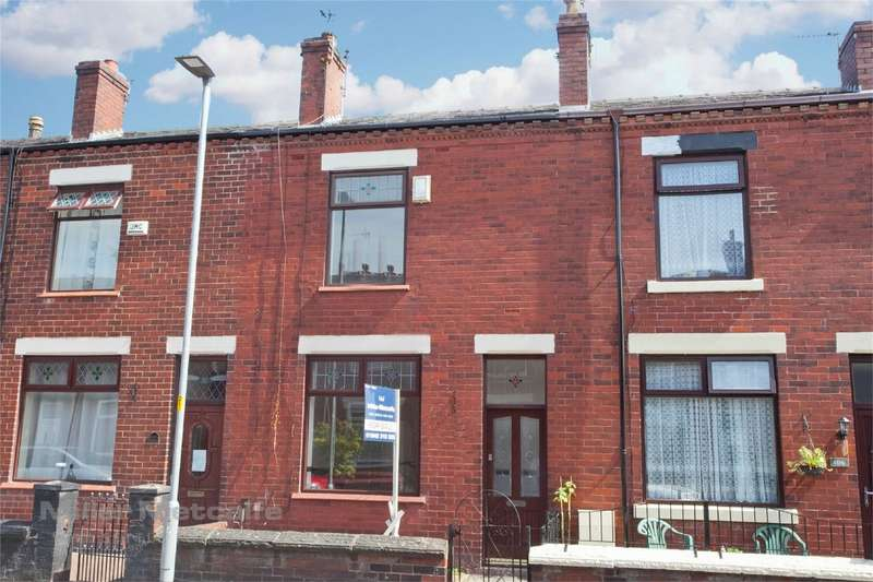 2 Bedrooms Terraced House for sale in Hope Street, Leigh, Lancashire