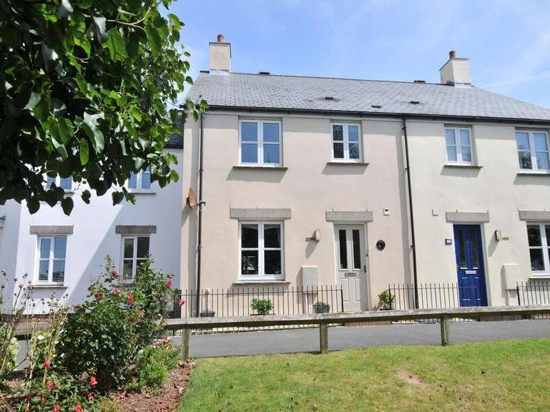 3 Bedrooms Terraced House for sale in Lower Saltram, Oreston