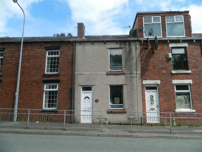 2 Bedrooms Terraced House for sale in Wearish Lane, Westhoughton, Bolton, Lancashire