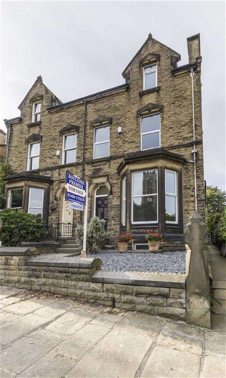 6 Bedrooms Property for sale in 10, Mountjoy Road, Huddersfield