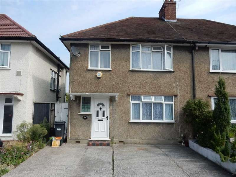 3 Bedrooms Property for sale in St Leonards Gardens, Hounslow