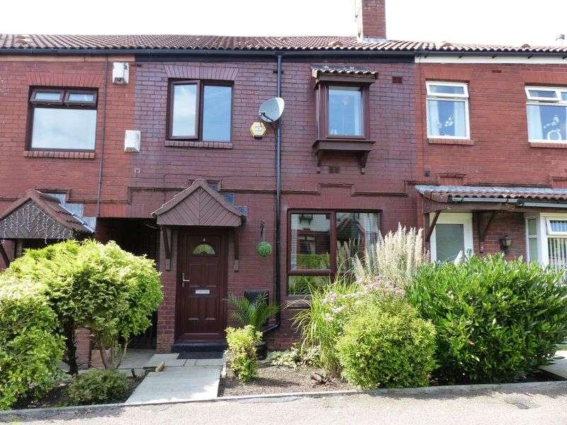 3 Bedrooms Terraced House for sale in Bramble Avenue, Watersheddings