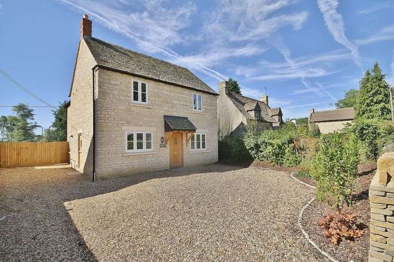 4 Bedrooms Detached House for sale in BURFORD, Courtneys Place, Cheltenham Road, OX18 4PJ