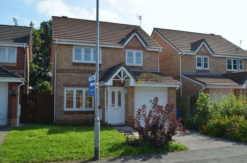 3 Bedrooms Detached House for sale in Hamlin Close, Weston Village
