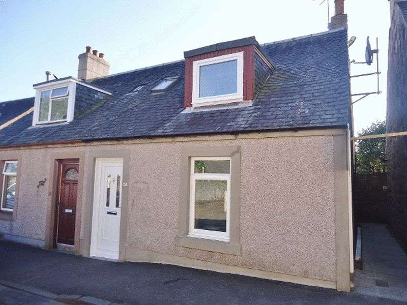 4 Bedrooms Cottage House for sale in 54 STIRLING STREET, TILLICOULTRY