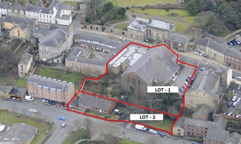 Property for sale in The Old Swimming Pool Site, Gilesgate, Hexham