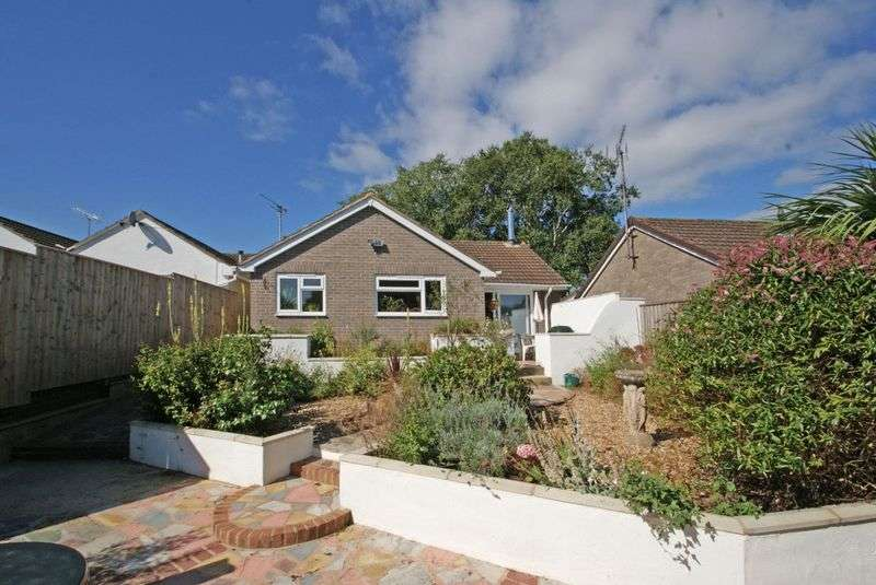 2 Bedrooms Detached Bungalow for sale in Sycamore Close, Heavitree, Exeter