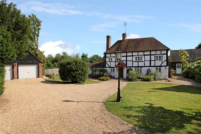 5 Bedrooms Detached House for sale in Guildford Road, Rudgwick, Horsham, West Sussex, RH12