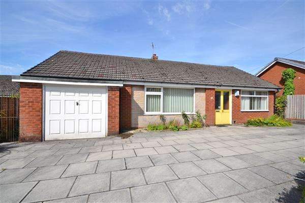 3 Bedrooms Bungalow for sale in Fieldside Avenue, Euxton, Chorley