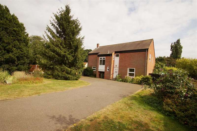 4 Bedrooms Detached House for sale in The Vicarage, Church Road, Gosfield, Halstead