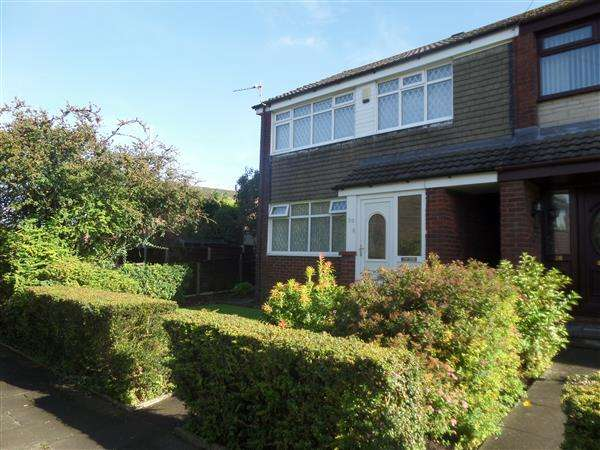 3 Bedrooms Cluster House for sale in Neilson Close, Manchester