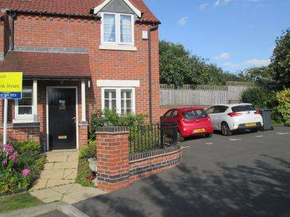 3 Bedrooms End Of Terrace House for sale in East End, Long Clawson, Melton Mowbray, Leicestershire